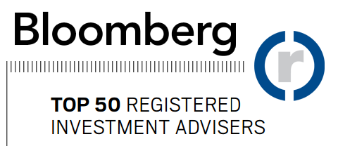 Bloomberg Top 50 Registered Investment Advisors